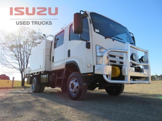 2008 Isuzu NPS 300 4x4 Crew Used Isuzu Trucks - Trucks for Sale