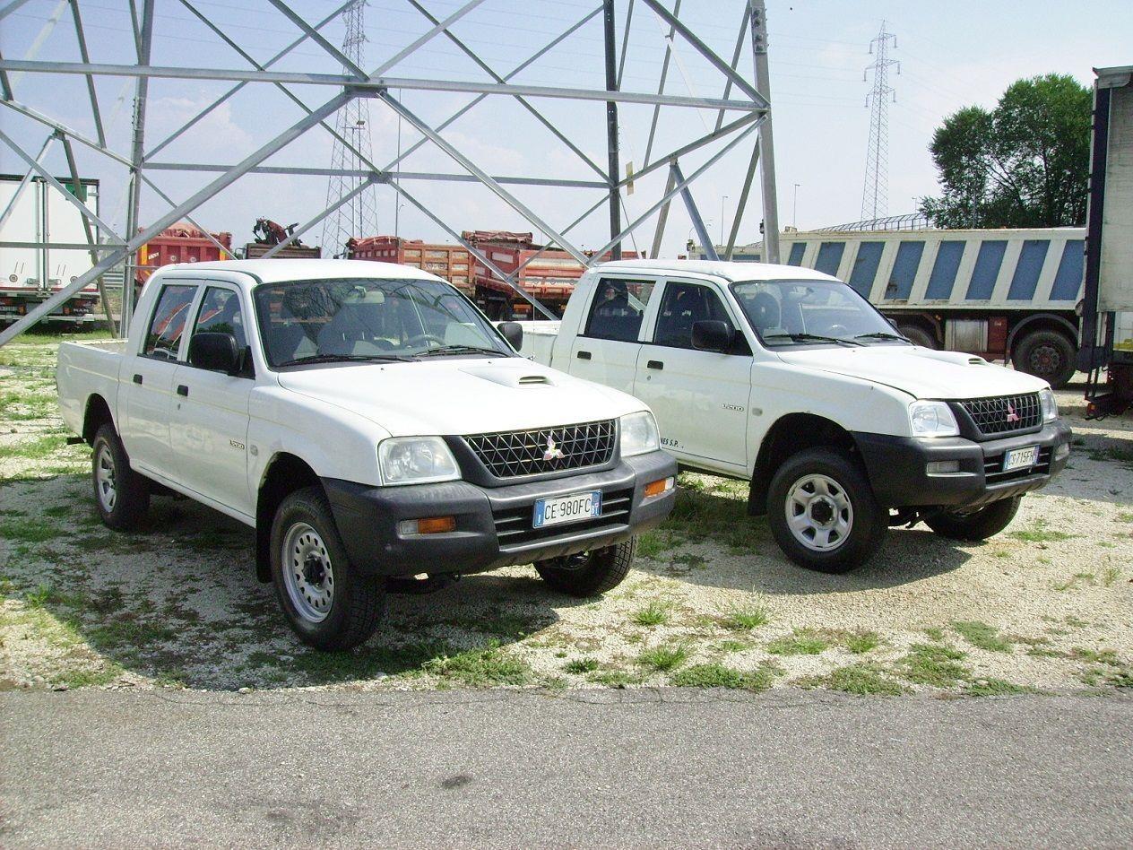 Mitsubishi L200 #Used
