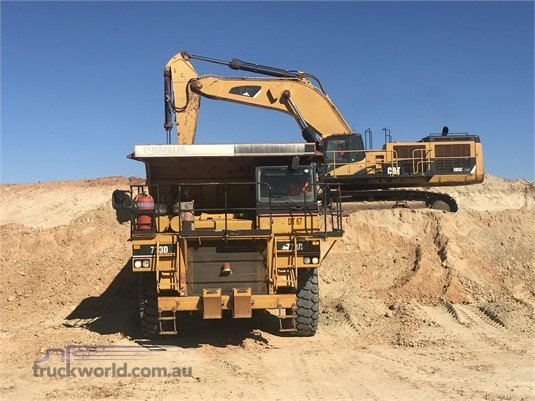 2001 Caterpillar 773D - Heavy Machinery for Sale