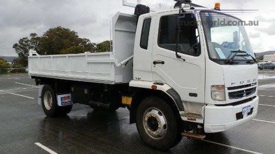 2008 Mitsubishi Fighter 1627 Truck Traders WA - Trucks for Sale