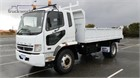 2008 Mitsubishi Fighter 1627 Tipper