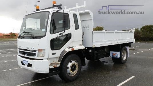 2008 Mitsubishi Fighter 1627 Truck Traders WA - Trucks for Sale