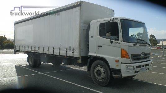 2004 Hino FG1J Trucks for Sale
