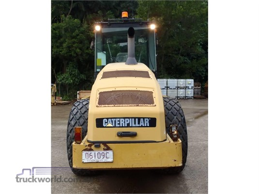 2012 Caterpillar CS76 - Truckworld.com.au - Heavy Machinery for Sale