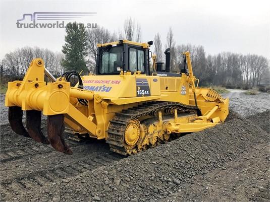 2010 Komatsu D155AX-6 - Heavy Machinery for Sale