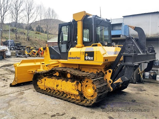 Dozers - Tracked - New & Used Heavy Machinery Sales in