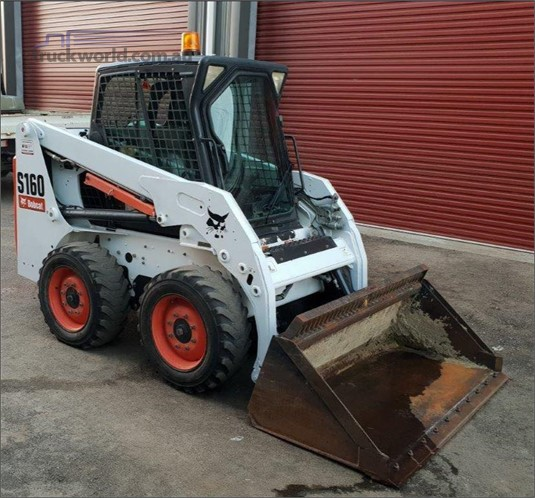 2012 Bobcat S160 Heavy Machinery for Sale