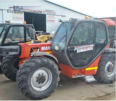 2009 Manitou MLT742 Telescopic Handlers