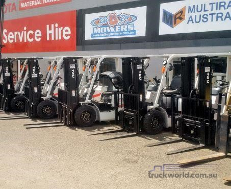 0 TEU FD25T - Forklifts for Sale