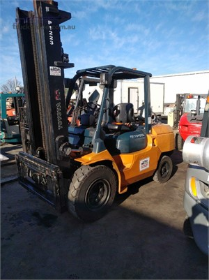 0 Toyota 027FG45 Forklifts for Sale