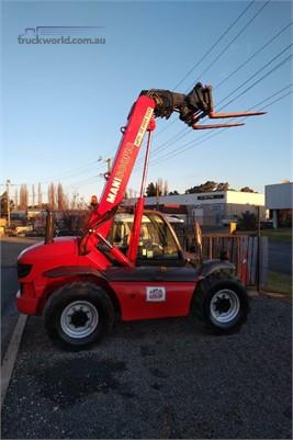 2006 Manitou MT523 - Forklifts for Sale