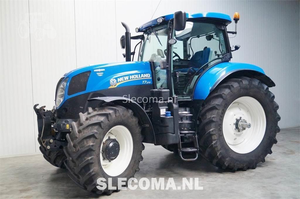 2014 New Holland T7 210 Te Koop In Boekel North Brabant