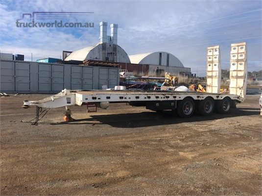 2010 Russell Heale Engineering Triaxle Tag - Truckworld.com.au - Trailers for Sale