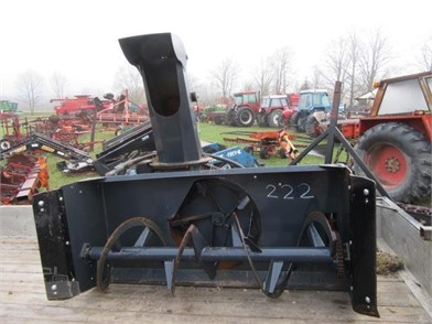 Teeswater Agro Parts Ltd    Snowblower For Sale - 1 Listings