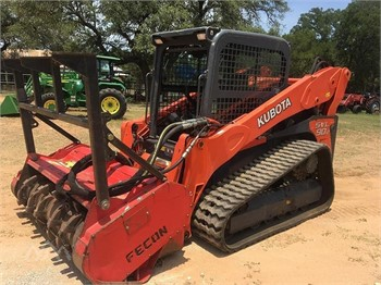 Skid Steer Mulchers Logging Equipment For Sale 308