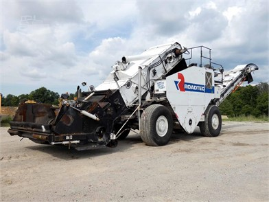 ROADTEC SB2500 Auction Results - 64 Listings