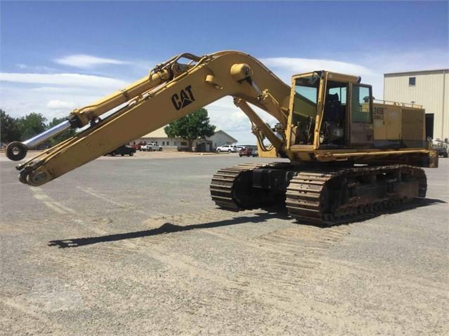 1992 CAT 245B II For Sale In Pueblo, Colorado