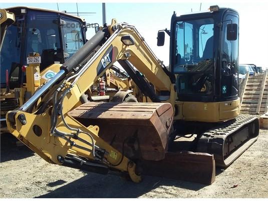 2012 Caterpillar 305E CR - Heavy Machinery for Sale