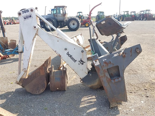 BOBCAT 709 Backhoes For Sale In Mt  Sterling, Ohio | www