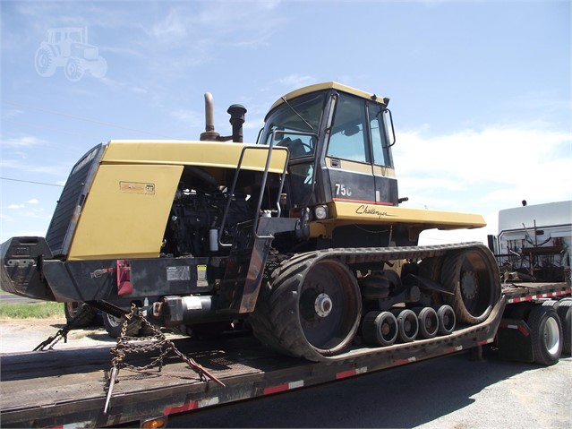 CAT CH75C For Sale In Wellington, Texas