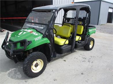 20026130b JOHN DEERE GATOR XUV 550 S4 For Sale - 27 Listings | TractorHouse ...