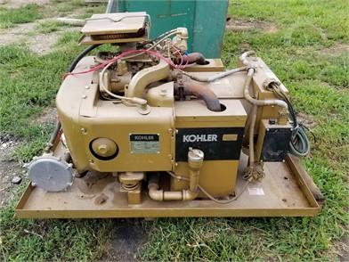 KOHLER Generators Power Systems Auction Results - 55