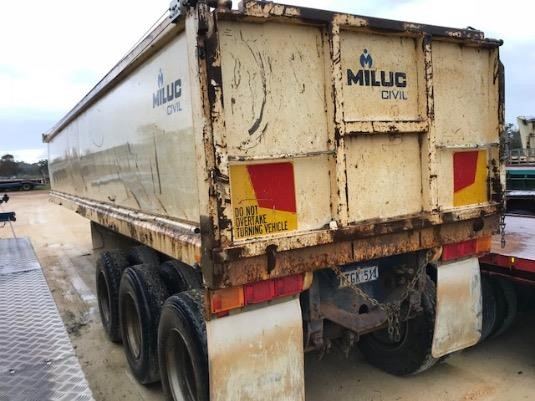 2005 Unknown Tipper Trailer - Trailers for Sale
