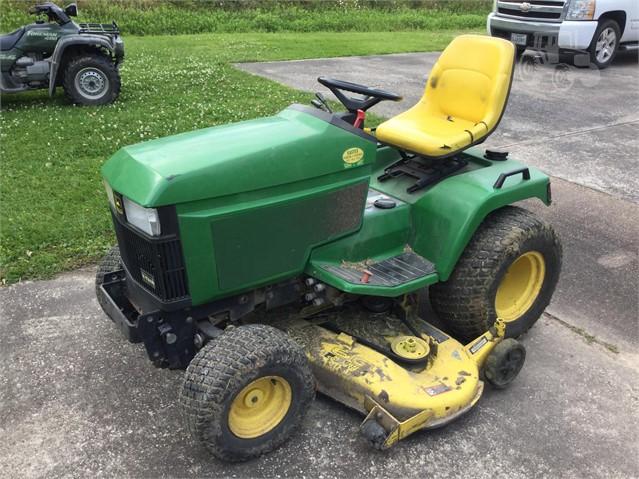 John Deere 445 >> 1997 John Deere 445 For Sale In Beaumont Texas
