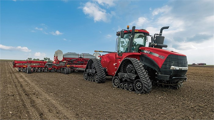 Case IH Adds New Features To Steiger Rowtrac & Quadtrac Tractors