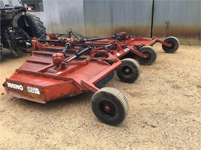 RHINO Rotary Mowers Auction Results - 134 Listings