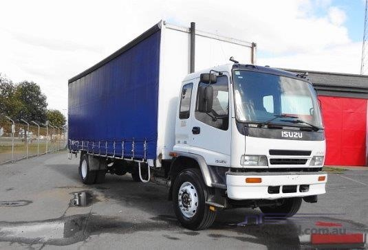 2005 Isuzu FVR950 - Truckworld.com.au - Trucks for Sale