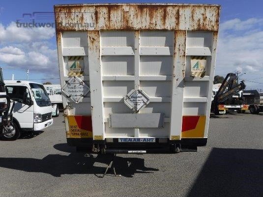 2001 Tieman L1500 Tailgate Raytone Trucks - Cranes & Tailgates for Sale