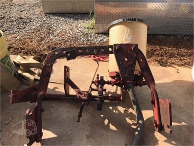 PLANTER BOX & DRAW BAR FOR CUB TRACTOR Other Auction Results