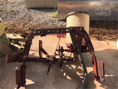 PLANTER BOX & DRAW BAR FOR CUB TRACTOR Other Auction Results - 1