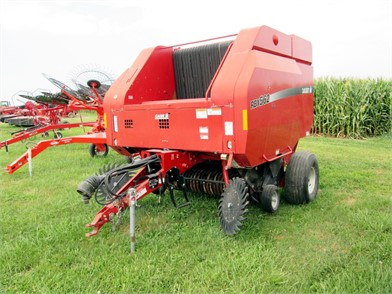 Round Balers For Sale By Vetter Equipment - Indianola - 5