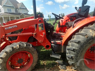 KUBOTA M7040 Auction Results - 21 Listings   AuctionTime com