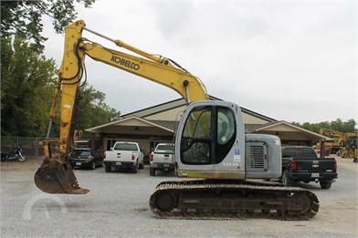 KOBELCO Excavators Auction Results - 82 Listings