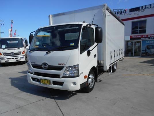 2018 Hino 300 Series 716 City Hino - Trucks for Sale