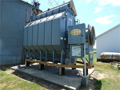 GSI Grain Dryers Auction Results - 8 Listings | AuctionTime com