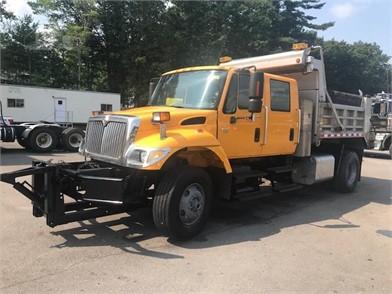 Seabrook Truck Center Inc  | Dump Trucks For Sale