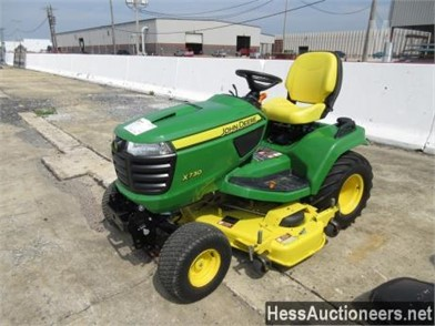JOHN DEERE X730 Auction Results - 30 Listings | MarketBook