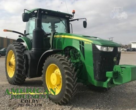 2017 John Deere 8245r For Sale In Colby Kansas