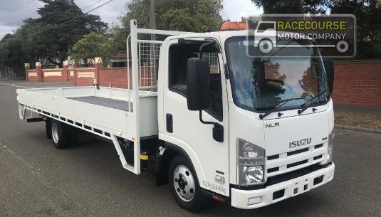 2011 Isuzu NLR 200 Racecourse Motor Company - Trucks for Sale