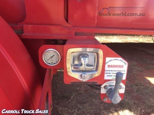2015 Ophee Skeletal Trailer Carroll Truck Sales Queensland - Trailers for Sale