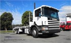 Scania P94 6x2|Table / Tray Top