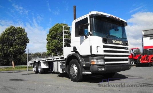 1998 Scania P94 - Trucks for Sale