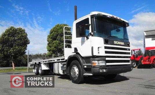 1998 Scania P94 Complete Equipment Sales Pty Ltd - Trucks for Sale