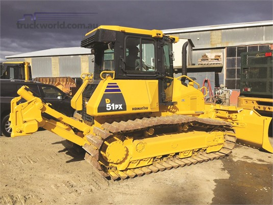 0 Komatsu D51PX-22 - Heavy Machinery for Sale