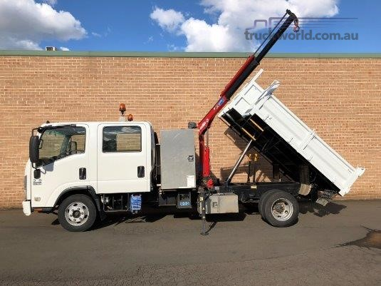 2008 Isuzu NPR 300 Dual Cab - Truckworld.com.au - Trucks for Sale