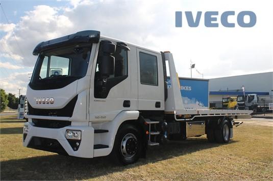 2018 Iveco Eurocargo ML140 Crew Iveco Trucks Sales - Trucks for Sale